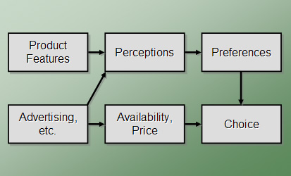 lens model of marketing