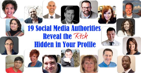 Social Media Risk blog header
