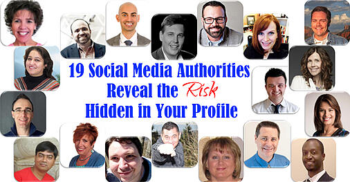 Social Media Risk blog header