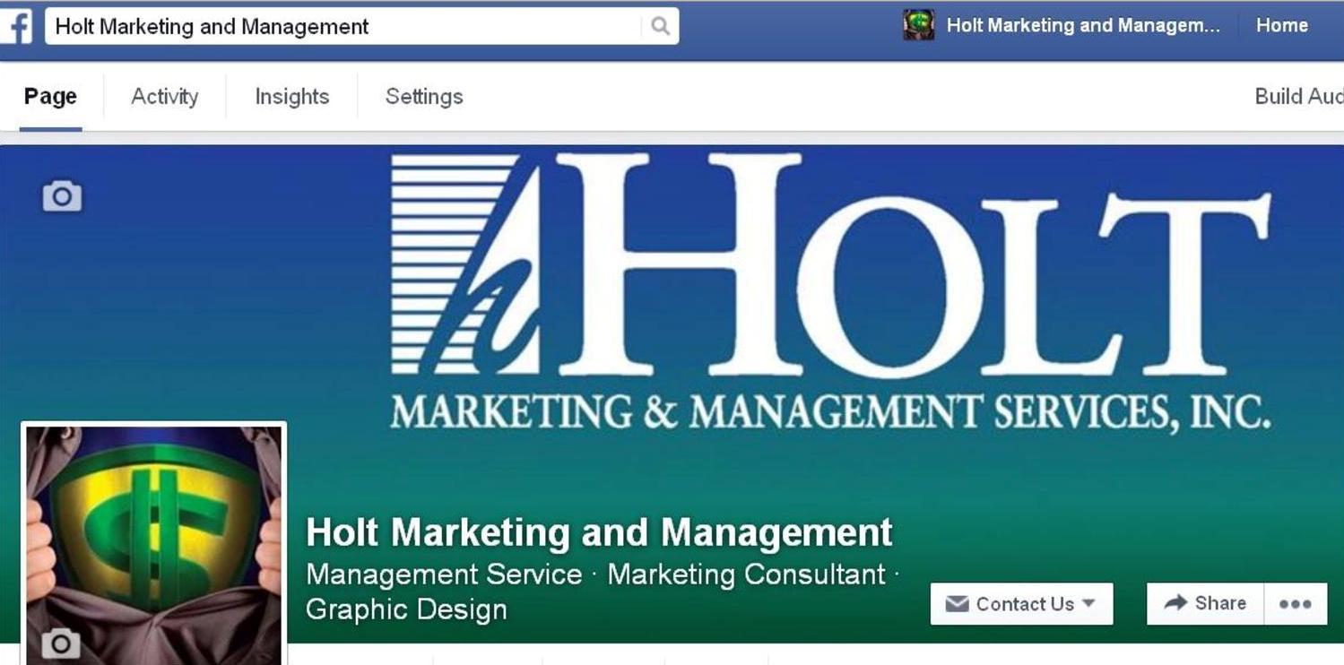 Holt Facebook Page