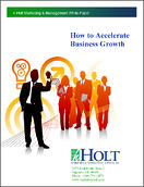 How to Accelerate Business Growth
